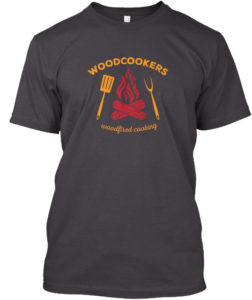 WoodCookers T-shirt